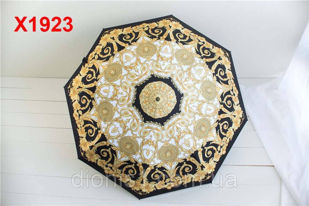 Зонтик в золоте пллотный