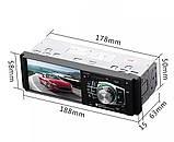 Автомагнітола 1din з екраном Bluetooth \ USB \ micro SD \ FM, фото 2