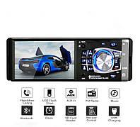 Автомагнитола 1din с экраном Bluetooth \ USB \ micro SD \ FM, фото 1