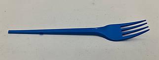 Вилки пластиковые 17 см 100 шт Цветные СПГ