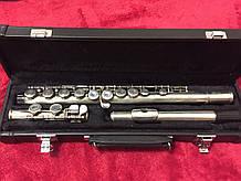 Флейта Yamaha (Ямаха), серебро