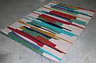 Ковер современный ALMINA 108718 1,6Х2,3 МУЛЬТИКОЛОР прямоугольник, фото 4