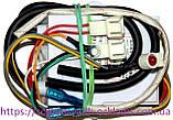 Автомат. упр. 3В. 2/3 пров. без электр./без подкл. диспл + инд. ON-OFF (б ф.у, Кит) колонок дымоход, к.з. 1049, фото 4