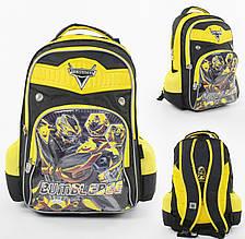 + Подарок Детский школьный рюкзак Робот