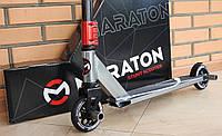 Трюковой самокат Maraton STUNT 2020 HIC 110 Трюковый самокат для трюков, колеса металл алюминиевые 110 мм