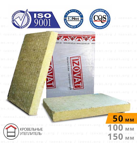 Izovat LS (30) (Изоват ЛС) 50 мм (Упаковка - 6 м.кв) кровельный базальтовый утеплитель, АКЦИЯ!