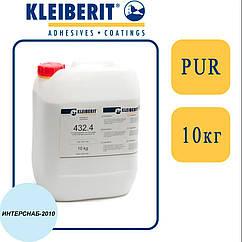 Kleiberit 432.4 1К/2К ПУР-дисперсия для 3D прессования, низковязкая, белая   10 кг  
