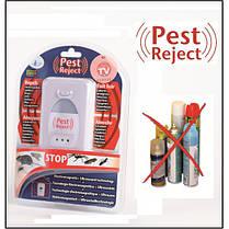 Отпугиватель грызунов и насекомых Pest Reject ультразвуковой, фото 3