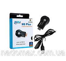Медиаплеер AnyCast M9 /М4 Plus TV Stick с встроенным Wi-Fi модулем