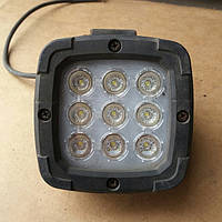 Фара ближнего (рабочего) света LED б/у рабочая и фонарь дополнительного освещения заднего хода 24V