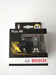 Автолампа H7 12V 55W PX26d +90% DuoBox — Bosch — 1 987 301 075