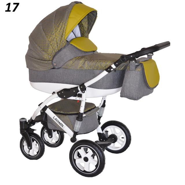 Дитяча коляска DONaTan Lavanda