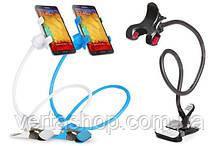 Универсальный держатель для телефона  Lazy Bracket Mobile Phone черный