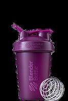 Спортивный шейкер BlenderBottle Classic Loop 590 ml Plum, КОД: 1293290