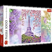 """Пазл Trefl """"Весна в Париже"""" 1000 элементов, фото 1"""