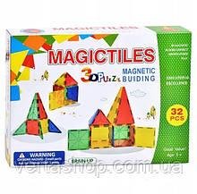 Магнитный конструктор Magictiles 32 детали