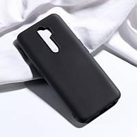 Чехол Soft Touch для Oppo A5 2020 силикон бампер черный