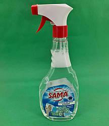 Миючий засіб для скла і дзеркал САМА Мигдаль 500г (курок) (1 шт)