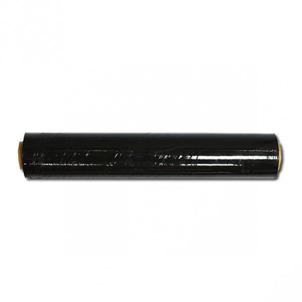 Пленка стретч черная 2 кг, ПЭ 20×500×195