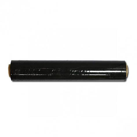 Пленка стретч черная 2 кг, ПЭ 20×500×195, фото 2