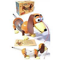 История игрушек Спиралька POOF Dog