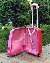 Дитяча пластикова валіза з лялькою лол Lol 44 см, фото 2