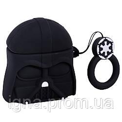 Airpods case emoji series (Darth Vader)