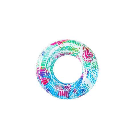 Надувной круг BestWay 36084 (Синий-структура)
