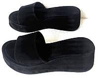 Шлепки шлепанцы сабо женские на платформе Mante S сандалии с толстой подошвой, фото 1