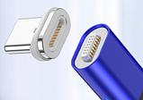 Коннектор USB TYPE-C для магнитного кабеля ROCK YKZ TONGYINHAI быстрая зарядка Android Samsung Xiaomi, фото 2