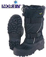 Сапоги зимние NORFIN Husky, теплые зимние сапоги для охоты и рыбалки с фольгированным вкладышем