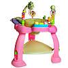 Игровой развивающий центр Hola Toys Музыкальный стульчик, розовый (696-Pink), фото 2