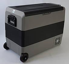 Компрессорный автомобильный холодильник Altair Т60, фото 3
