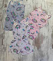 Костюм летний детский сплошной #70202. Размеры 3-8 лет. Нужный цвет укажите в комментарии. Оптом
