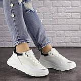 Женские белые кроссовки Wackey, фото 2