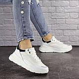 Женские белые кроссовки Wackey, фото 5