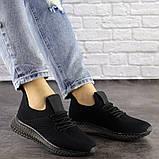 Женские черные кроссовки Naya, фото 2