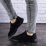 Женские черные кроссовки Ninou, фото 6