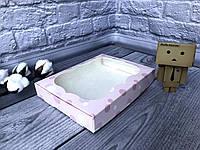*10 шт* / Коробка для пряников / 150х200х30 мм / печать-Нежность / окно-обычн / лк, фото 1