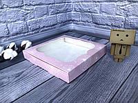 *10 шт* / Коробка для пряников / 200х200х30 мм / печать-Одуван / окно-обычн / лк, фото 1