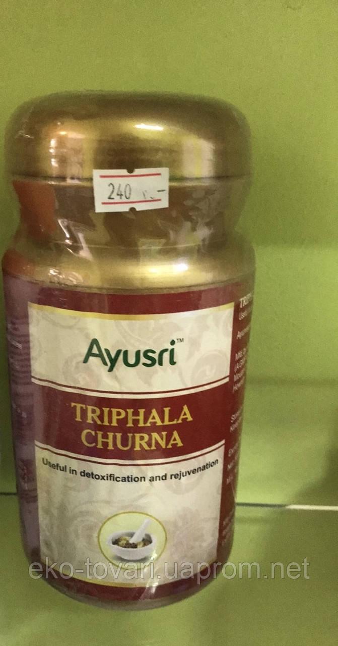 Трифала чурна Аюшри 500 г (Triphala Churna Ayusri)