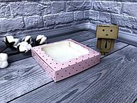 *10 шт* / Коробка для пряников / 150х150х30 мм / печать-Стиль / окно-обычн / лк, фото 1