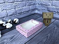 *10 шт* / Коробка для пряников / 100х150х30 мм / печать-Стиль / окно-обычн / лк, фото 1