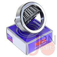 Подшипник ступицы передний наружный MITSUBISHI CANTER FUSO 449/639/659/859 (MB025345/ML106205/32207) NSK, фото 1