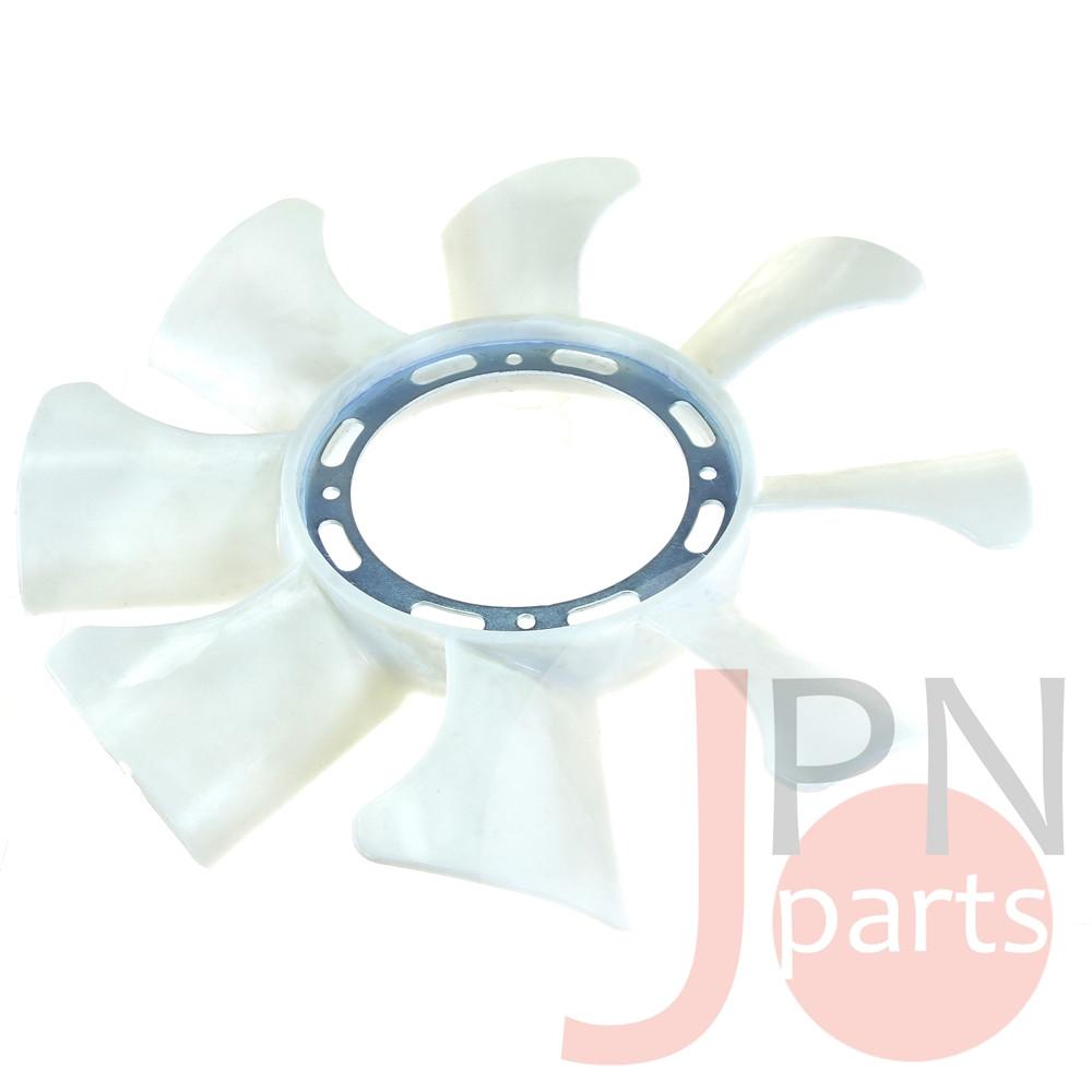 Крыльчатка вентилятора CANTER FUSO 449/659/859 (4D31T/4D34T) JAPACO