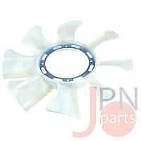 Крыльчатка вентилятора CANTER FUSO 449/659/859 (4D31T/4D34T) JAPACO, фото 1