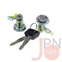 Комплект личинок замків CANTER 304/444/449 (MB482810/MB482811) JAPACO