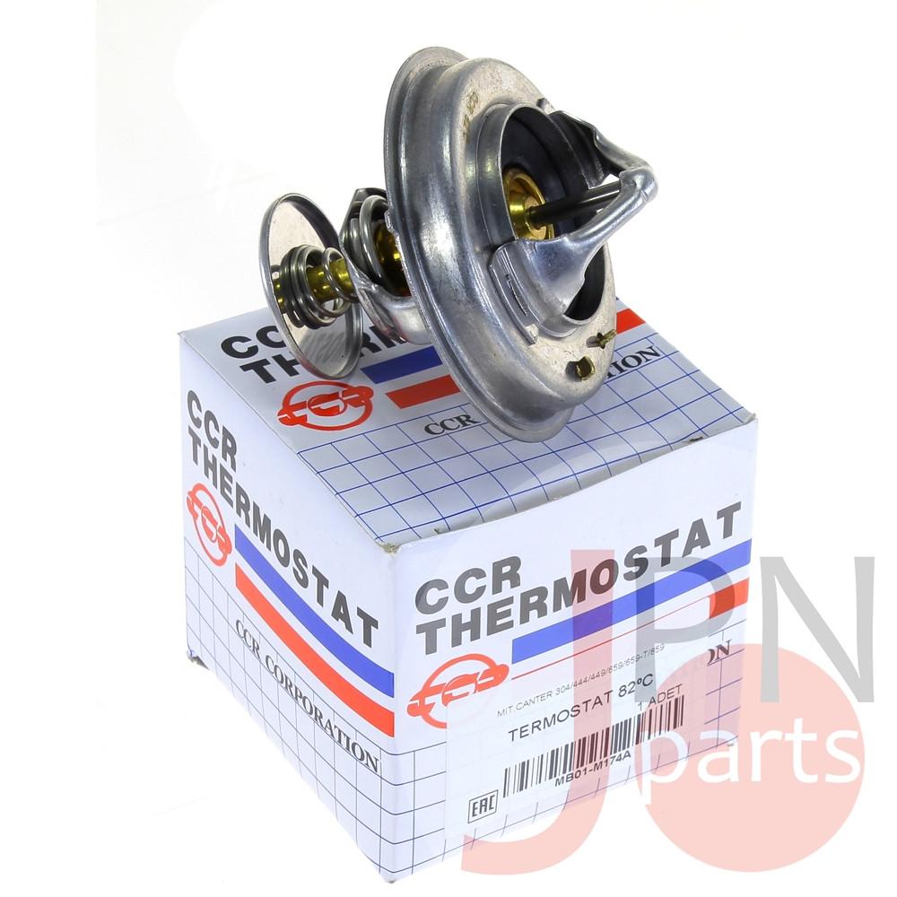 Термостат двигуна 4D31T/4D34/6D31T (82°) JAPACO