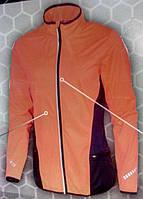 Германия. Ветровка летняя женская фирмы Crivit PRO. Спортивная легкая женская курточка