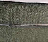 Лента липучка 100 мм. хаки ( 25 м )( 5 компл.в ящ )